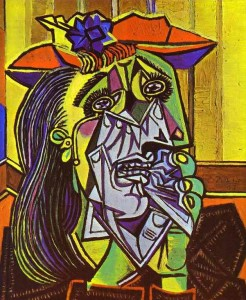 The Weeping Woman - Pablo Picasso